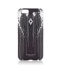 Marcelo Burlon Black Iphone 6 Case for men