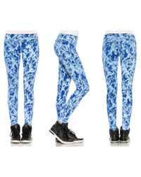 Joe's Jeans | Blue Rhythm Legging | Lyst