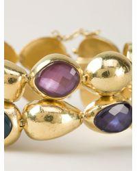 Vaubel | Multicolor Pebble Stone Bracelet | Lyst