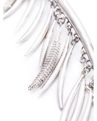 Eddie Borgo - Metallic 'prickle' Necklace - Lyst