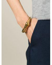 Aurelie Bidermann   Metallic 'body' Bracelet   Lyst