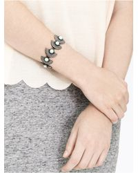 BaubleBar | Green Etruscan Bracelet | Lyst