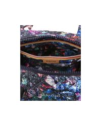 MZ Wallace - Blue Small Jewel Print Sutton Satchel - Lyst