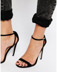 ASOS | Metallic Pack Of 3 Fine Bar Toe Rings | Lyst