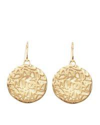 Monica Vinader Metallic Atlantis Earrings