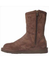 UGG - Brown Ugg Roslynn Mid-calf Boot - Lyst