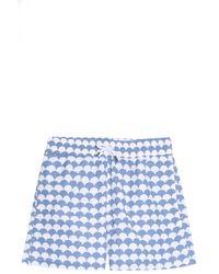 Frescobol Carioca - Blue Noronha Swim Shorts for Men - Lyst