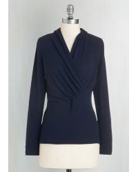 Gilli | Blue Surely And Simply Sweater | Lyst