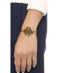 Gorjana Metallic Everly Cuff Bracelet - Gold