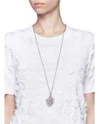 Venessa Arizaga | Metallic 'shipwreck' Necklace | Lyst