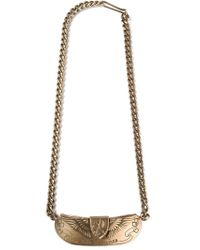 Jean Paul Gaultier | Metallic Wing Scissors Pendant Necklace | Lyst