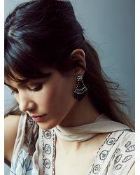 Free People | Metallic Deepa X Womens All That Jazz Earring | Lyst
