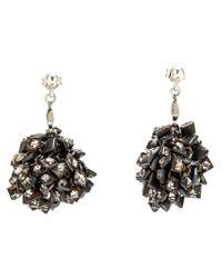 Jean-Francois Mimilla - Metallic Ball Cluster Earrings - Lyst