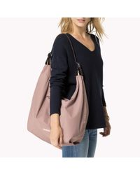Tommy Hilfiger | Purple Charm Hobo | Lyst