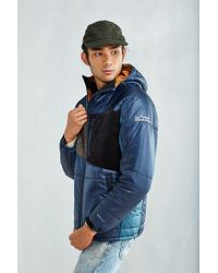 Manastash | Blue Perpri 100 Jacket for Men | Lyst