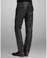 Belstaff - Black Telford Trousers for Men - Lyst