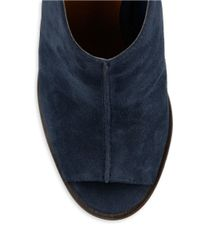 424 Fifth Blue Deanna Slingback Open Toe Mules