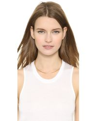 Gorjana - Metallic Neely Collar Necklace - Gold - Lyst