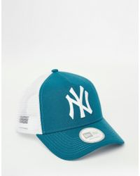 KTZ | Green Ny Trucker Cap for Men | Lyst