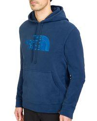 The North Face Blue Drew Peak Hoodie for men