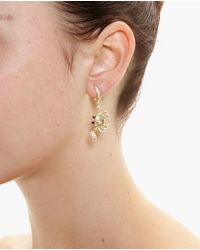 Yvonne Léon - Metallic 18k Gold Crab Earring - Lyst