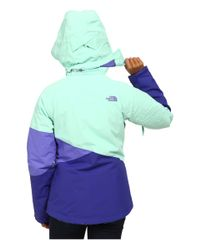 The North Face Green Gala Triclimate® Jacket