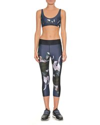 The Upside | Black NYC Dark Lilly Performance Leggings | Lyst