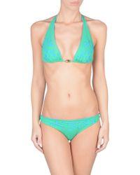 22 Maggio By Maria Grazia Severi - Green Bikini - Lyst