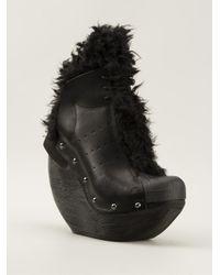 Y-3 - Black ' Iyoka' Boots - Lyst