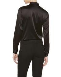 La Perla | Black Shirt | Lyst