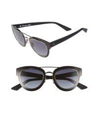Dior | Black 'chromics' 47mm Sunglasses | Lyst