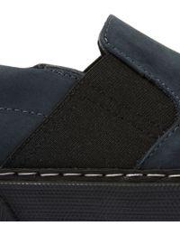 Lanvin - Blue Vulc Skate Slip-on Trainer for Men - Lyst