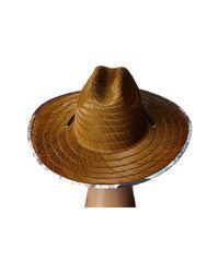 Neff - Multicolor Bae Watch Straw Hat for Men - Lyst