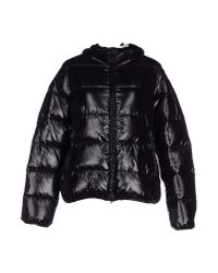 Duvetica | Black Down-filled Shell Puffer Jacket | Lyst