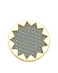 House of Harlow 1960 | Metallic Sunburst Ring | Lyst