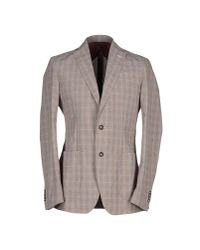 Ballantyne | Gray Blazer for Men | Lyst