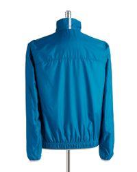 Victorinox | Blue Reflective Jacket for Men | Lyst