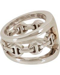 Hoorsenbuhs | White Phantom Clique Ring | Lyst