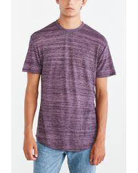 Alternative Apparel - Purple Journeyman Tee for Men - Lyst