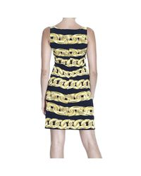 Boutique Moschino - Black Dress - Lyst