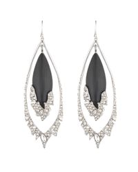 Alexis Bittar - Black Fragmented Orbital Earring You Might Also Like - Lyst