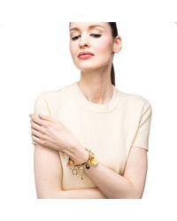 Lulu Frost | Metallic Traveler Bracelet | Lyst