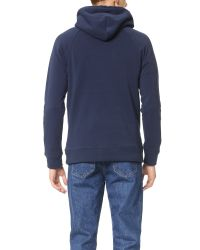 Obey | Blue Lofty Creature Comforts Pullover Hoodie for Men | Lyst