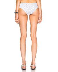 Prism - White Uluwatu Bikini Bottom - Lyst