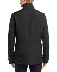 HUGO - Black 'bengto' | Water Repellent Outdoor Jacket for Men - Lyst