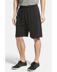 Nike Black 'epic' Dri-fit Shorts for men