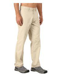 Patagonia - Natural Regular Fit Duck Pant - Short for Men - Lyst