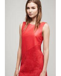 Rag & Bone - Red Gracie Dress - Lyst