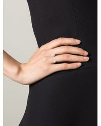 Delfina Delettrez | Metallic 'roll Sphere' Ring | Lyst