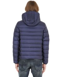 Rossignol | Blue Clovis Nylon Down Jacket for Men | Lyst
